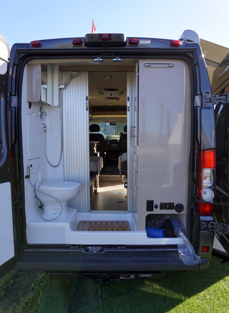 2019 Winnebago Travato Dodge Ram Promaster Camper Camper