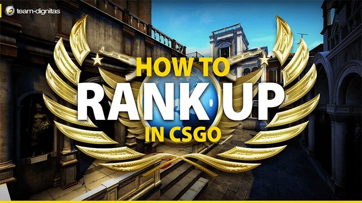 How To Rank Up In Counter Strike Global Offensive Cs Go