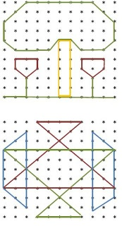 Empowered By THEM: Geoboard Templates