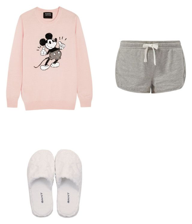 """""""alvó"""" by tamihoran on Polyvore featuring Markus Lupfer and GANT"""
