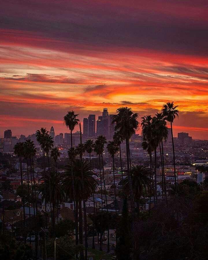Aaaah, o pôr do sol de Discover Los Angeles... <3  Foto de Kevin Greene