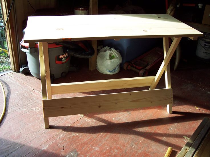 Folding Camp Tables That I Build