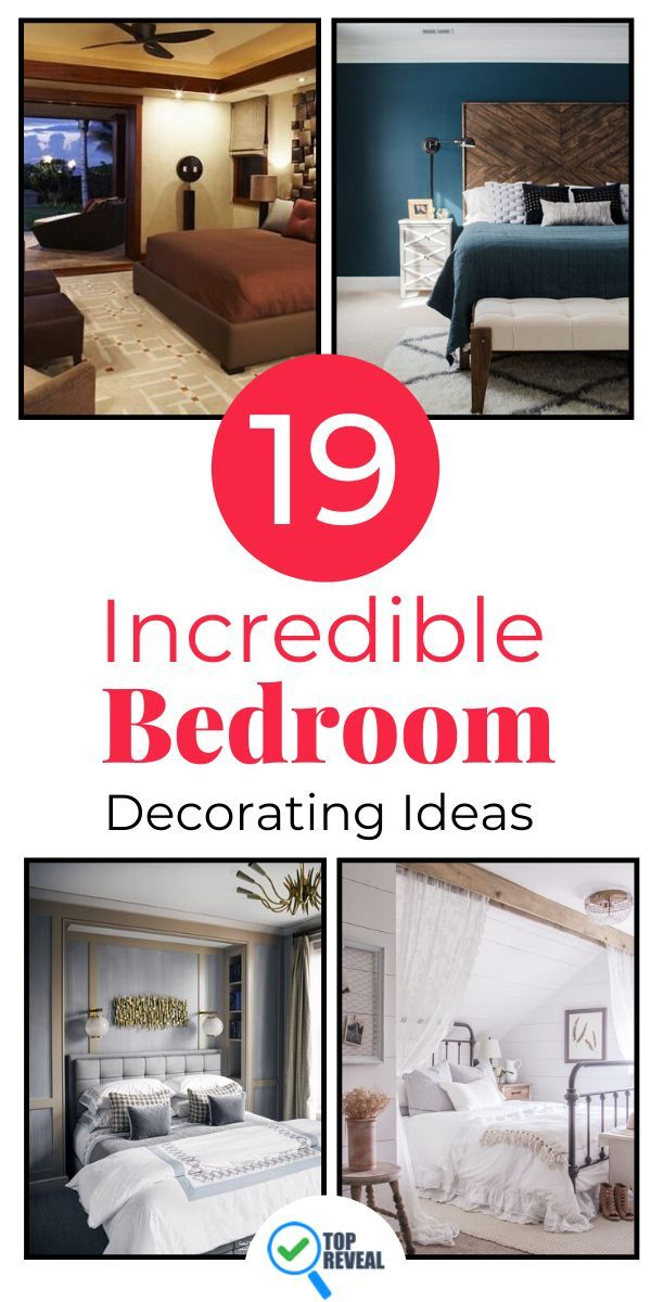 19 Incredible Bedroom Decorating Ideas Create Your Ultimate Personal Space With Images Master Bedroom Diy Bedroom Decor Diy Home Decor Easy