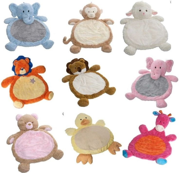 Best Ever Baby Infant Cuddle Buddy Plush Play Mat Floor Rug - Great Shower Gift in Baby, Baby Gear, Baby Gyms & Play Mats | eBay