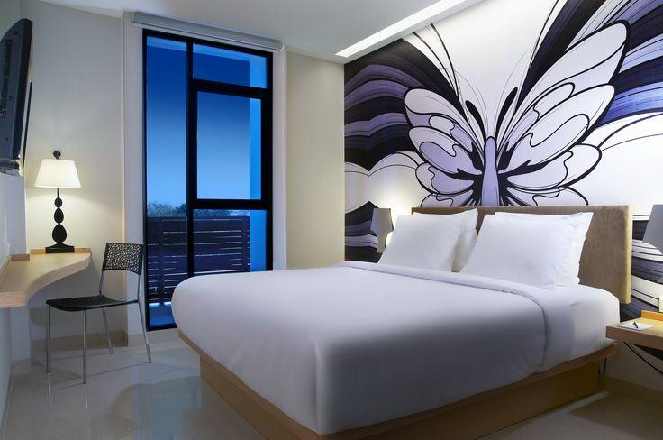 artotel surabaya - guestroom