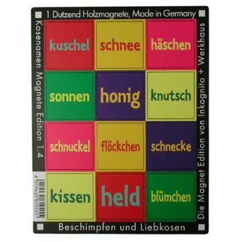 Werkhaus Shop - Kosenamen - Edition 1.4