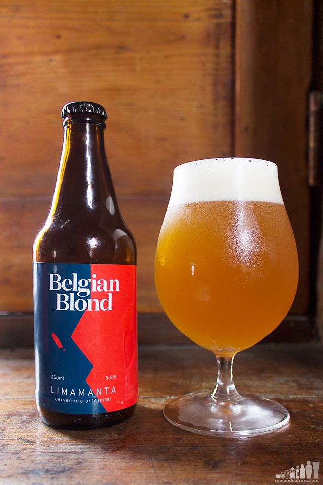 Belgian Blond by Limamanta.