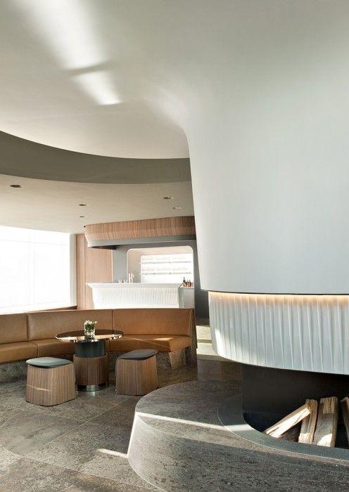 ip design: Bayerischer Hof's Munich Breakfast Room by Jouin Manku