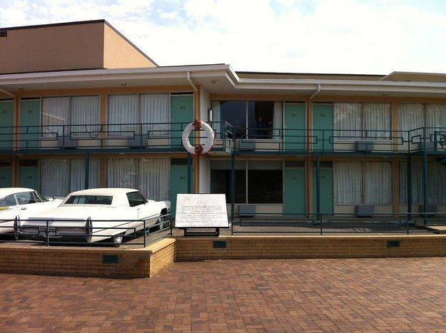 National Civil Rights Museum, Memphis, Tennessee | Community Post: 13 Unique Museums That You Should Definitely Visit On Your Next Vacation