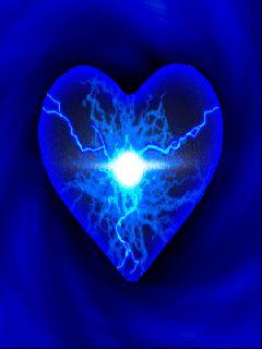 Electric heart animated gif – namegif.com