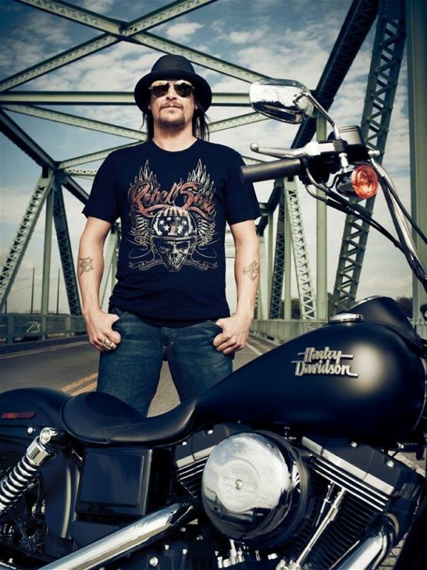 Kid Rock & a Harley 2 of my fav. things!!!!!!!