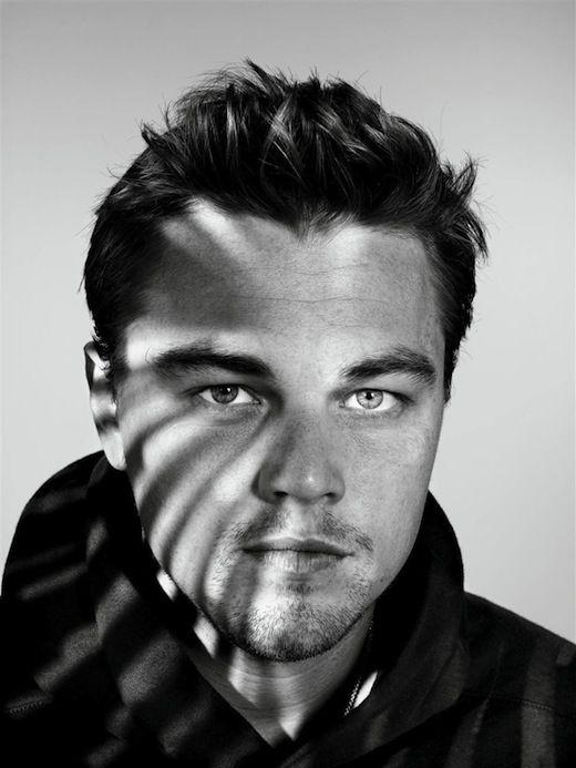 Prêt-à-portraits: Leonardo DiCaprio por Richard Burbridge