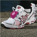 The Original Shoe Pouch for Nike + iPod, PINK (Shoes)By Grantwood Technology