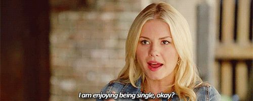 And having this time to yourself means you can work out what you really want. | 23 Things That Are Way Too Real If You've Been Single For Over A Year