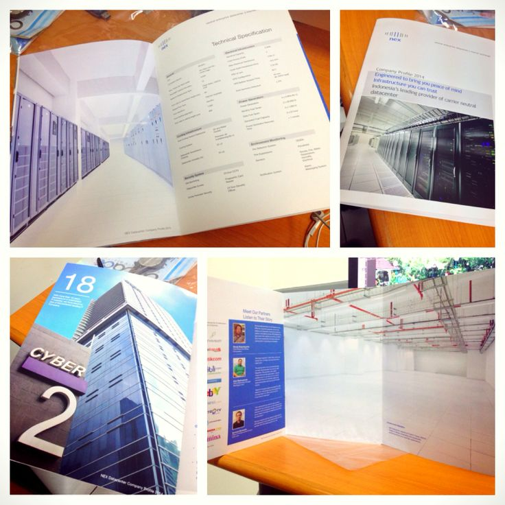 Company Profile Book - NEX Data Center