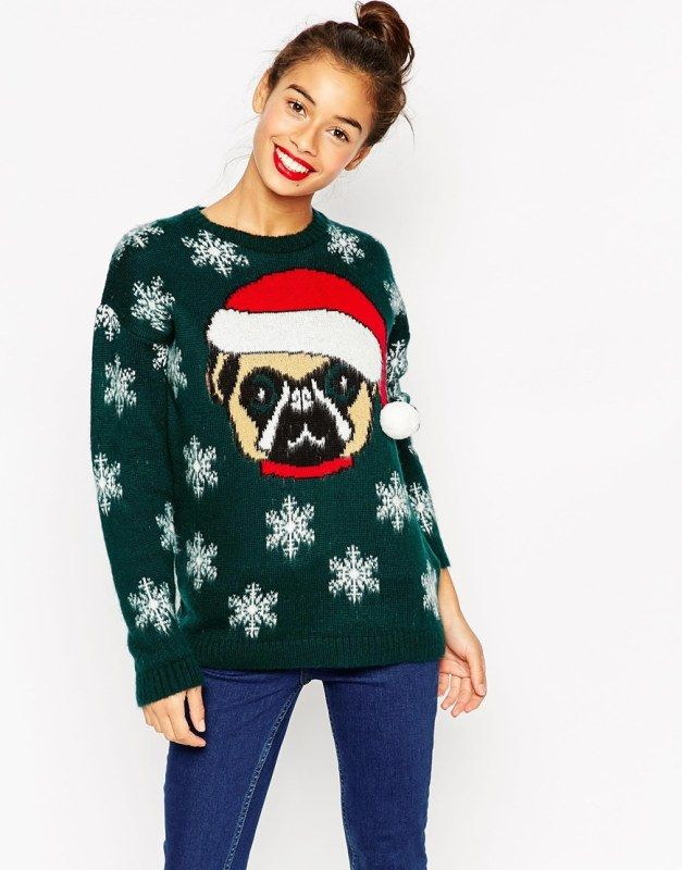 75 best Women's Christmas Jumpers 2015 images on Pinterest ...