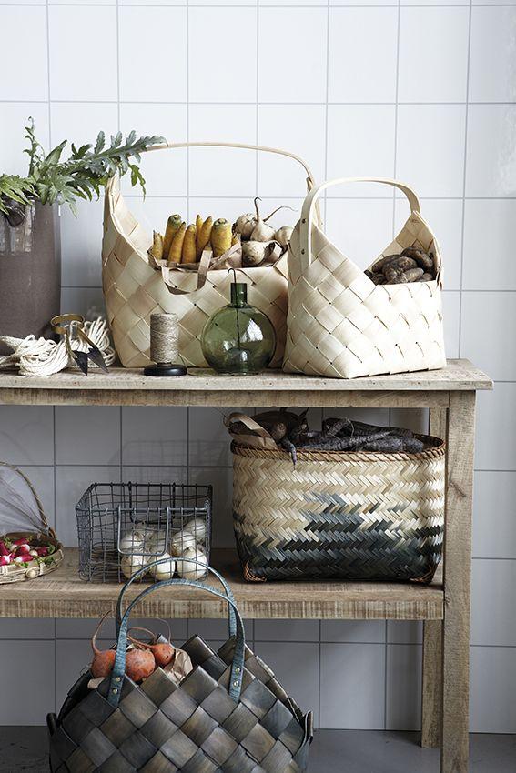 #housedoctor #housedoctordk #everyday2015 #basket #storage #kitchen #picnic www.stijlkamer83.nl