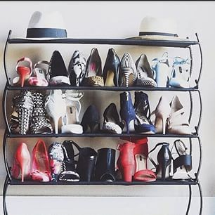The Best Way To Show Off Your Most Prize Possessions Is To Display Them  Like This! Love This Chic Imelda Shoe Rack. Necessity For Any Closet :)