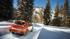 XV Crosstrek Gallery- Sporty SUV with great gas mileage and perfect for hooking up a bike rack...#crossingover