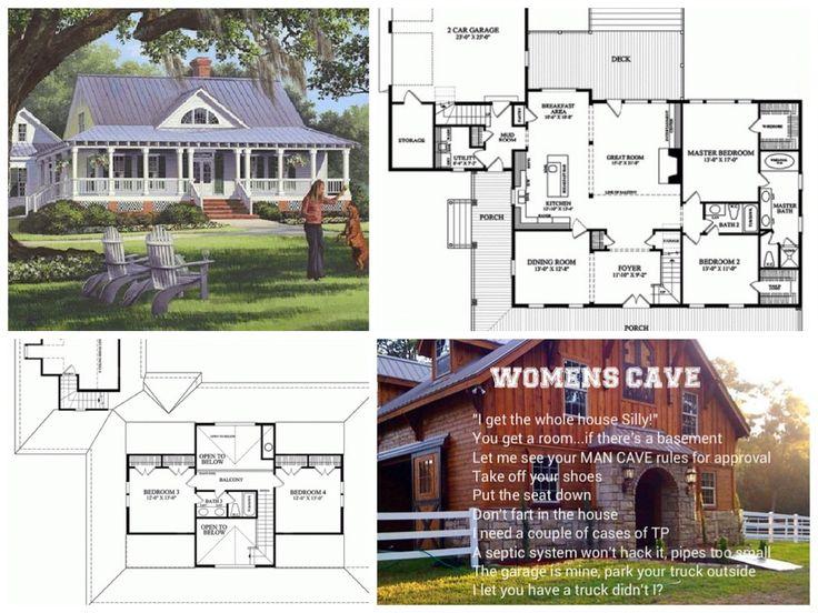 Calabash cottage home floor plans pinterest for Calabash cottage