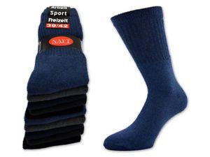 a 30x par calcetines de tenis negro azul gris vaqueros hombre y mujer 35 50