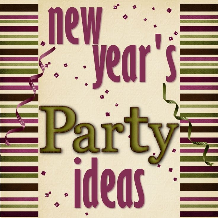8 best new year 39 s eve games images on pinterest game for Fun new years eve party ideas