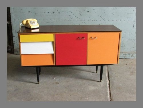 1000 Images About Vintage Furniture Repainted On