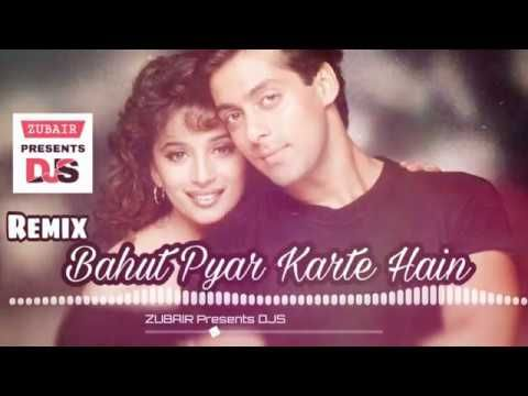 Bahut Pyar Karte Hain DJ Remix | Sajan | 90s Old Remix
