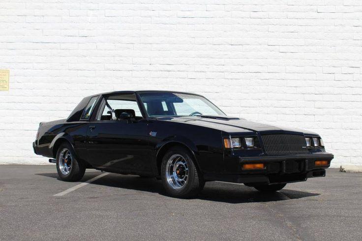 1987 Buick Regal Grand-National