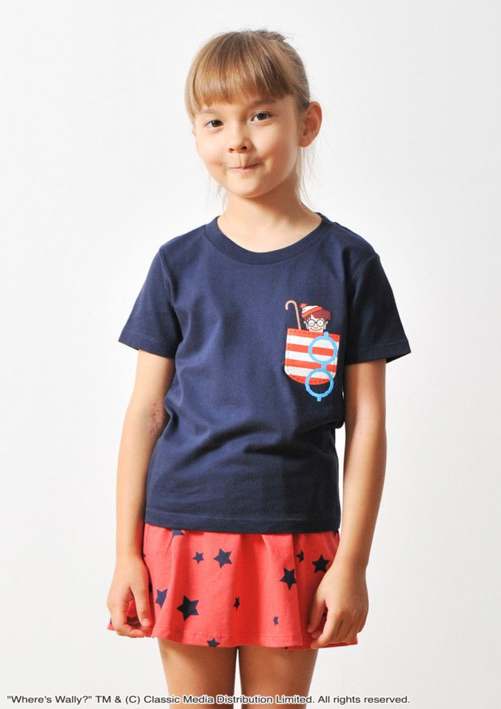 Wheres Wally 008 (Pocket Glasses) – Design Tshirts Store graniph