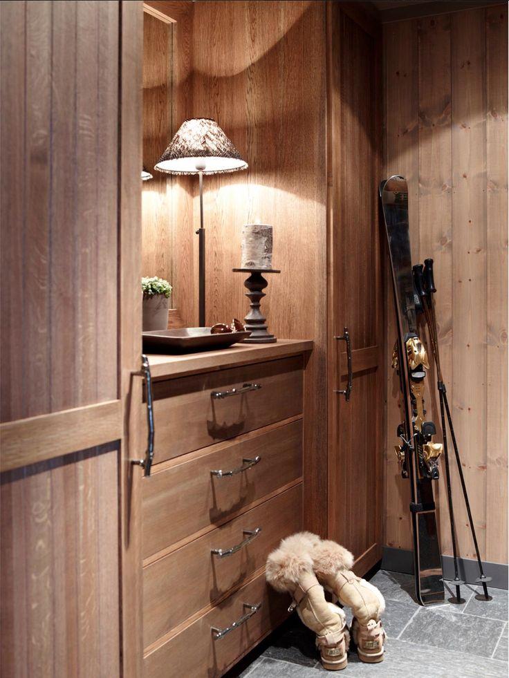 Designed by Krista Hartmann Interiors, Norway