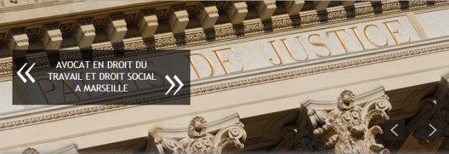 #avocatmarseille peut vous aider à régler des litiges en droit du travail et en protection sociale