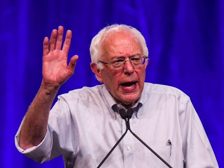 Bernie Sanders surges ahead of Hillary Clinton in stunning new 2016 poll