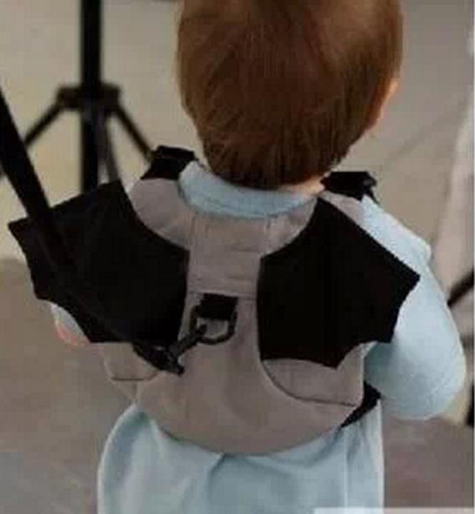 Бесплатная доставка Детские Kid Keeper Малышей Прогулки Ремни Безопасности Рюкзак Сумка Ремень Rein Bat