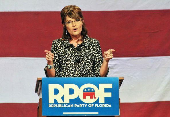 Sarah Palin - Sarah Palin Addresses Florida Republican Party Victory Dinner