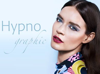 ARABESQUE Hypnographic: Day Make-up autumn and winter 2015
