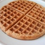 Gluten Free Waffles Made with Coconut Flour (Revisited) - Grain Free, Dairy Free | The Healthy Advocate
