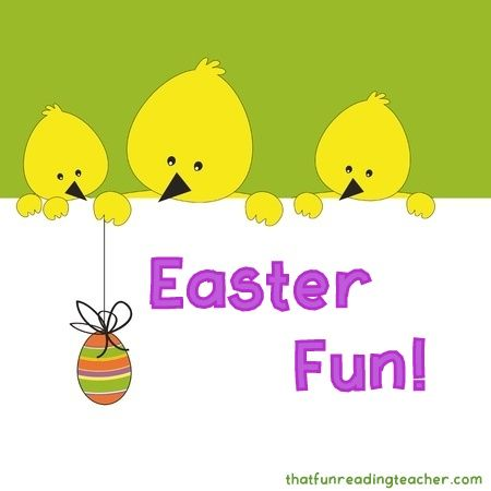 119 best easter literacy fun images on pinterest early