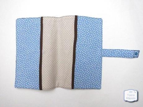 Funda pañales y toallitas