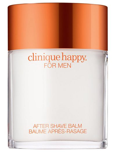 Treat Dad to a new after shave - Clinique Happy is lightweight oil-free moisturizing lotion with a hint of fragrance and costs $82.00 at Farmers