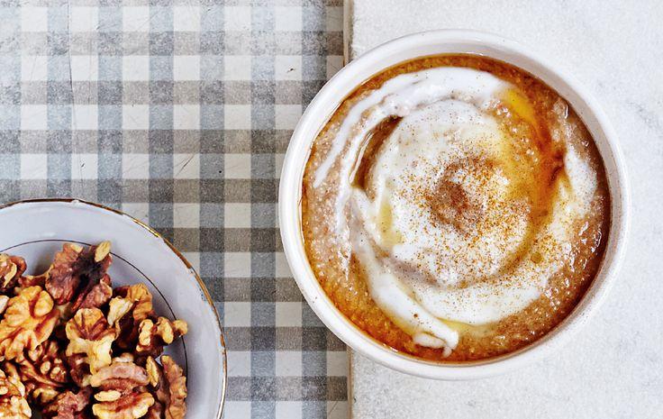 Buckwheat Porridge - The Happy Foodie