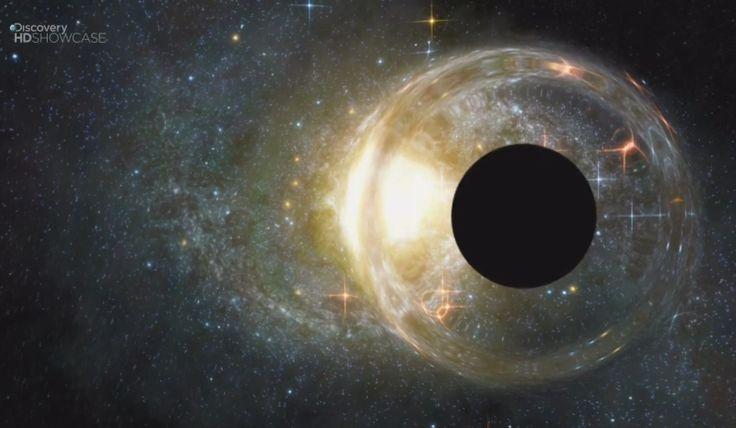 """Araştırmacılar: """"Karadelikler bir sırada yer alıyorlar ve yıldızlar arası uzay ağı oluşturuyorlar"""""""