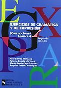 Imagen de portada del libro Ejercicios de gramática y de expresión (con nociones teóricas)