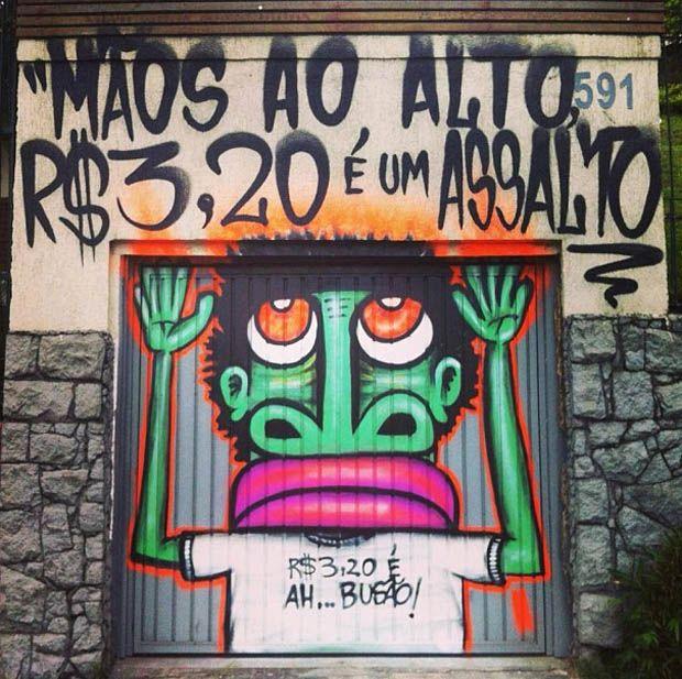 followthecolours instagrafite 07 Instagrafite   Maior galeria de arte de rua colaborativa do mundo