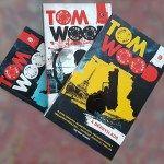 Tom Wood krimik színesítik évek óta a ponyvaregény választékot sok itthoni olvasó örömére.