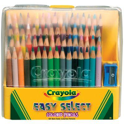 Crayola Colored Pencils 100 Pack Imgbucket Com Bucket