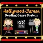 These Reading Genre posters are the perfect addition to any classroom, but especially one with a Hollywood theme!   This set includes 2 different s...
