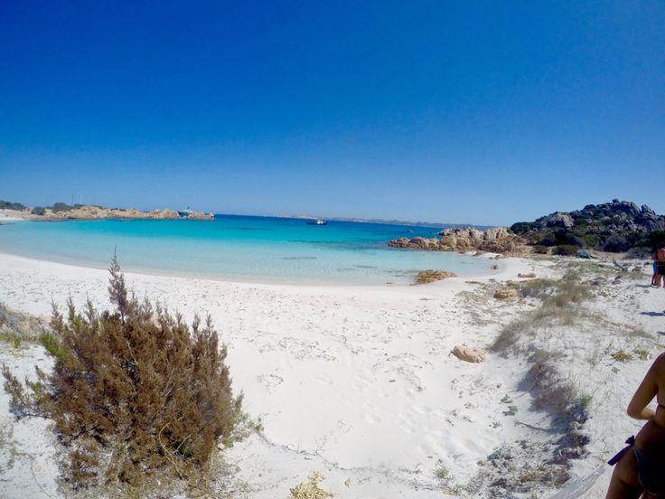 #beautiful #landscape #Sardegna #IsolaBudelli