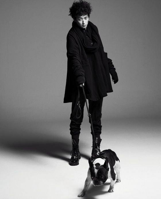 Kang Dong Won: Korean actor