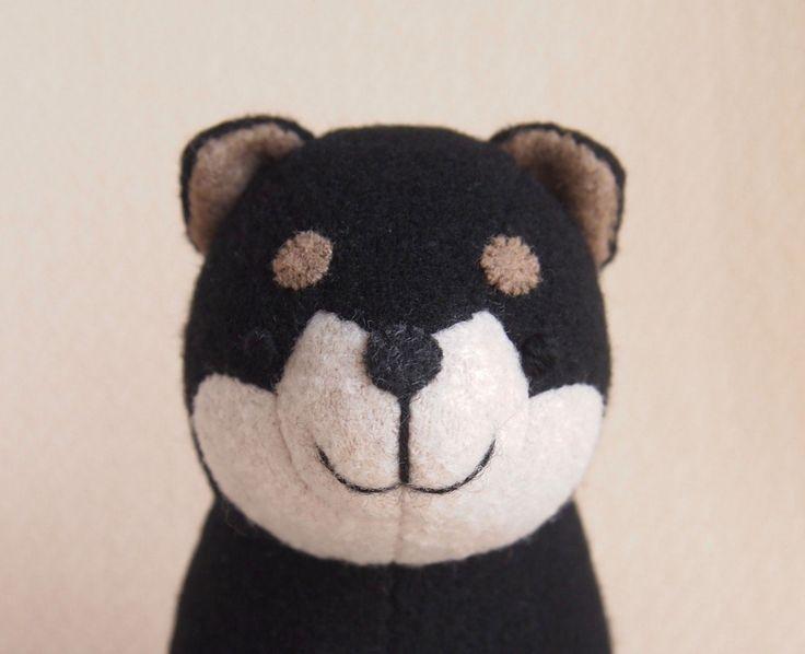 【受注制作】黒柴っこ